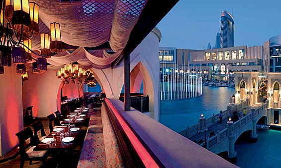 In Dubai they want Italian food: quality is the key point