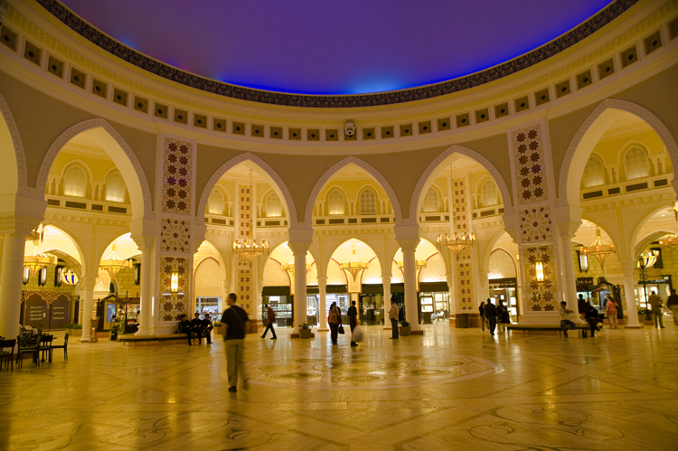 Dubai Mall Gold Souq